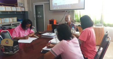 ประชุมครู เตรียมความพร้อมก่อนเปิดเรียน ปีการศึกษา2563
