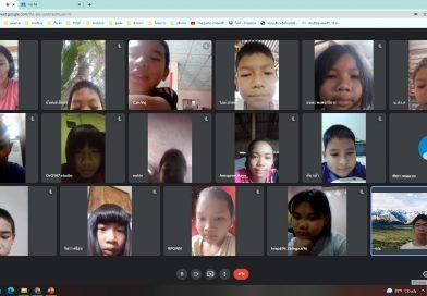 การเรียนออนไลน์ ในสถานการการแพร่ระบาดของโรคโควิด -19